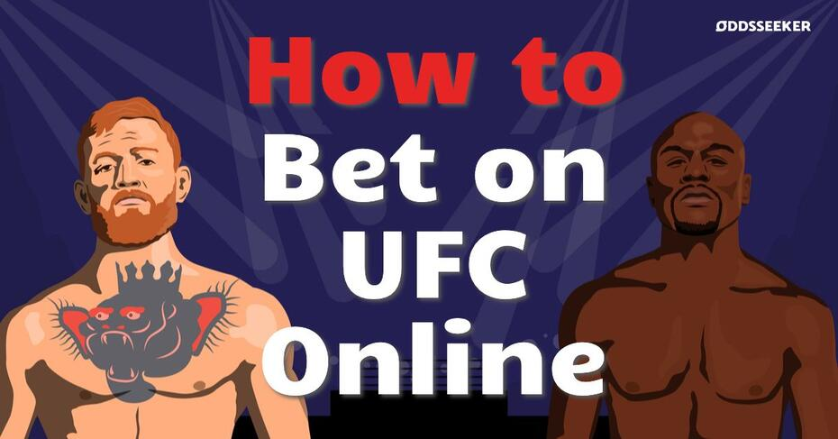 UFC Betting Online Guide - Where to Bet on UFC Betting in the US